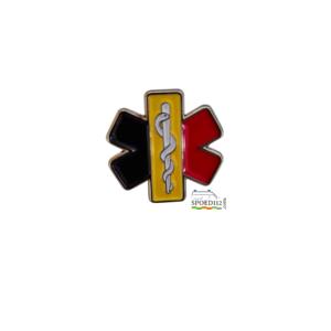 Lapel pin Star of Life - Belgium