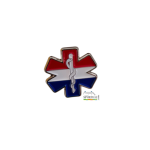 Lapel pin Star of Life - Nederland