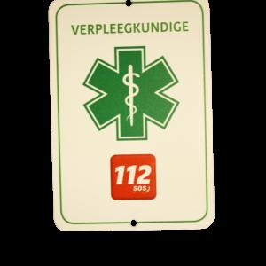 autobordje verpleegkundige
