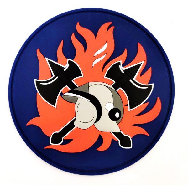patch brandweer