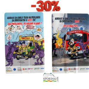 USB Card – 32GB – ambulance | brandweer