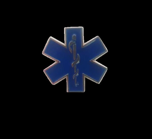 Star of Life pin