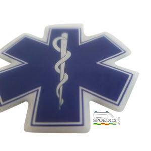 star of life sticker