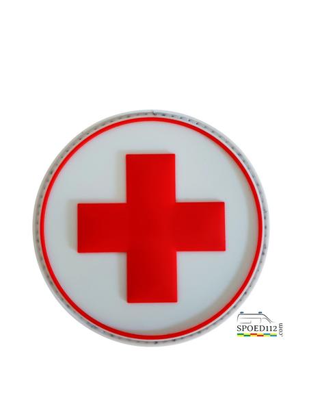 rode kruis patch