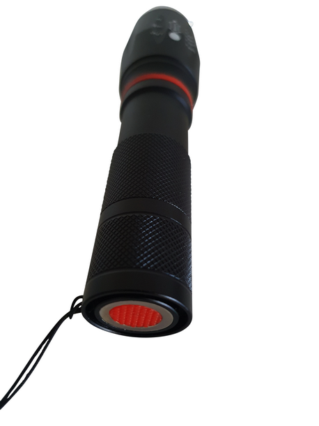TACTICAL LED flashlight >>>SET