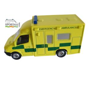 ambulance schaalmodel
