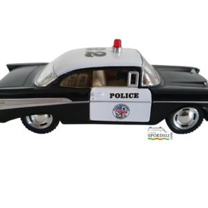 Schaalmodel 1:43 Chevrolet 1957 Bel Air Politie