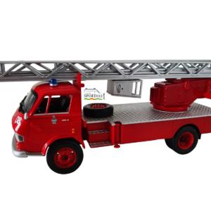 Schaalmodel 1:43 Renault Ladderwagen Brandweer