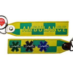 Sleutelhanger ambulance