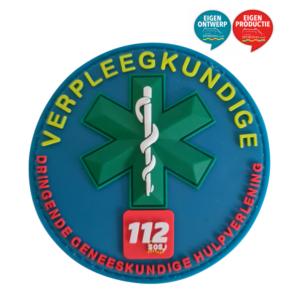 verpleegkundige patch