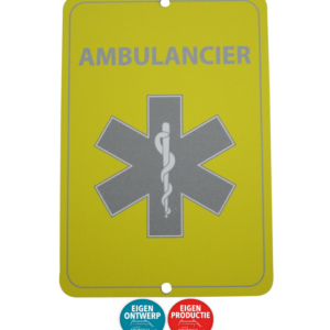autobordje ambulancier