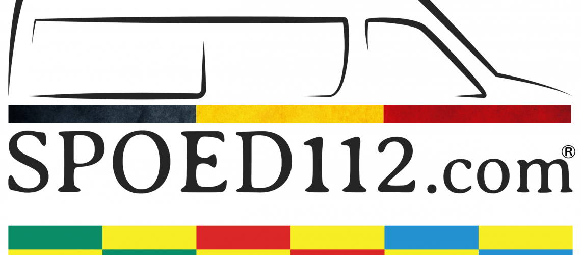 Spoed112.com Logo V2 PNG BELGIË